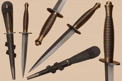 Нож Fairbairn-Sykes (3 тип)